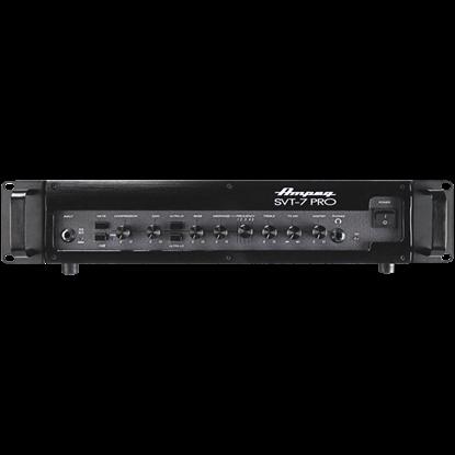Ampeg SVT-7PRO Class D Bass Amplifier Head - 1000 Watts - Front