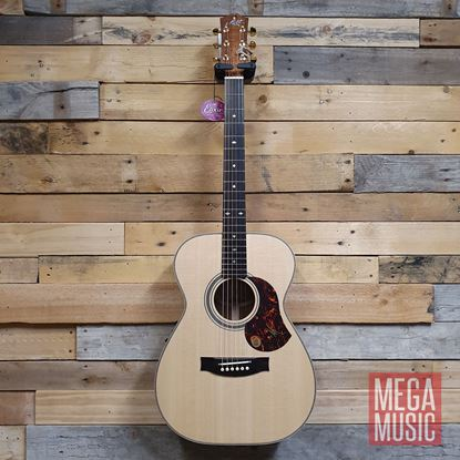 Maton EBG808 Artist Acoustic Guitar with Pickup Front