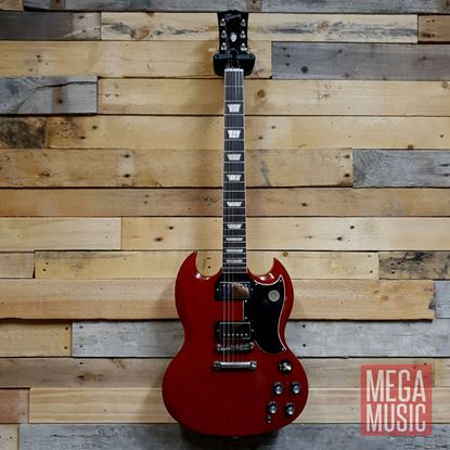 Gibson SG Standard 61 Electric Guitar - Vintage Cherry - Front