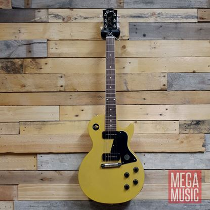 Gibson Les Paul Special Electric Guitar - TV Yellow - Front