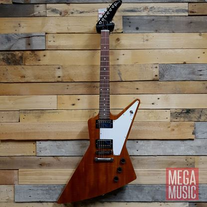 Gibson Explorer Electric Guitar - Antique Natural - Front
