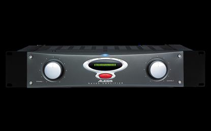 Alesis RA300 Studio Power Amp - Front