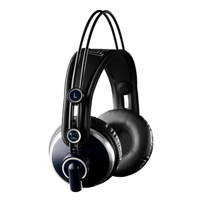 AKG K171MKII Pro Hi-Fi Stereo Studio Headphones - Left