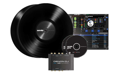Denon DJ : DS1: Serato DJ Interface