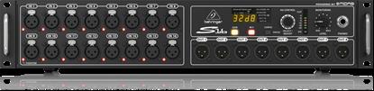 Behringer S16 Digital Snake Interface Rackmount - Front