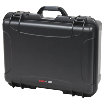 Gator MIXDL1608WP Hardcase for Mackie DL1608 Mixer (Waterproof) - Front