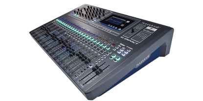Soundcraft Si Impact 40-Input Digital Mixing Console - Right