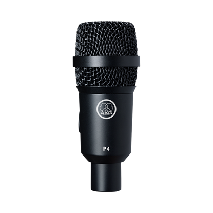 AKG P4 High Performance Dynamic Instrument Microphone