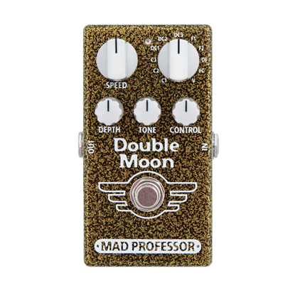 Mad Professor Double Moon Guitar Effects Pedal - Front