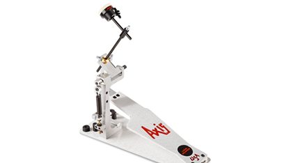 Axis A-L Longboards Single Bass Drum kick Pedal - Angle