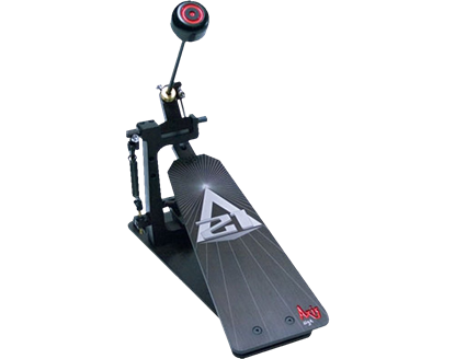 Axis A21 Laser Single Bass Drum Kick Pedal - Front