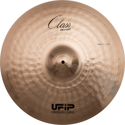 UFIP CS-20BR Class Series 20inch Brilliant Ride Cymbal