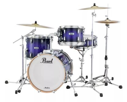 Pearl Masters MCT 24inch Drum Kit - Purple Craze - Right
