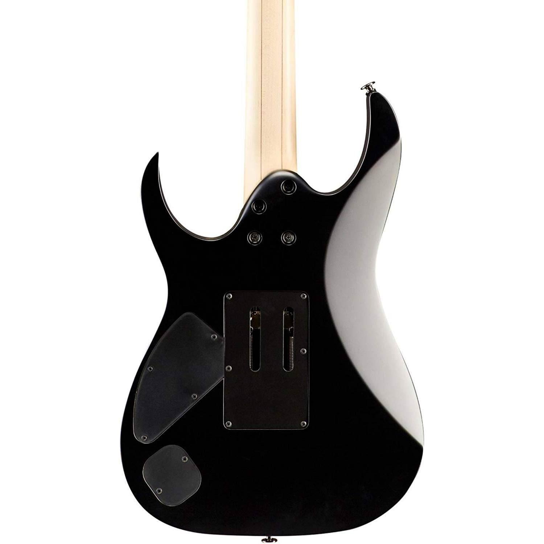 Ibanez RG6UCS MYF Prestige Uppercut Electric Guitar Mystic Night Metallic Flat - Back