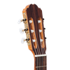 Kremona Soloist F65C Fiesta Classical Guitar with Hard Case - Solid Red Cedar top and Rosewood - Head