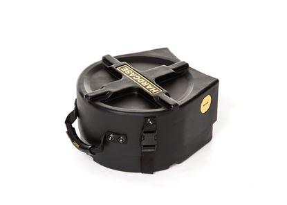 Hardcase HN10S 10 Inch Snare Drum Case Black
