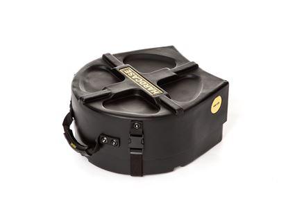 Hardcase HN12S 12 Inch Snare Drum Case Black