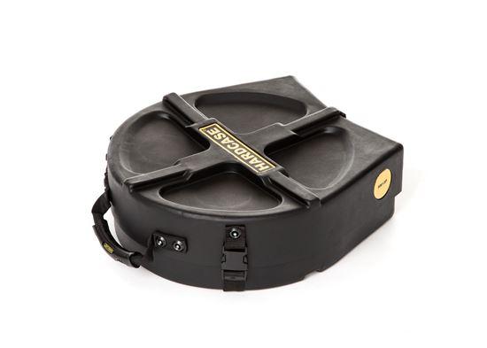 Hardcase HN13P 13 Inch Piccolo Snare Drum Case Black