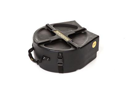 Hardcase HN13S 13 Inch Snare Drum Case Black