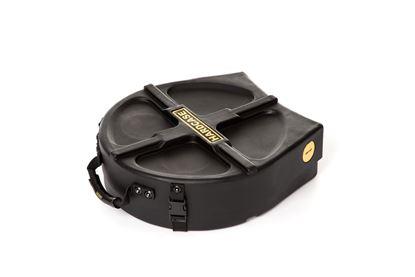 Hardcase HN14P 14 Inch Piccolo Snare Drum Case Black