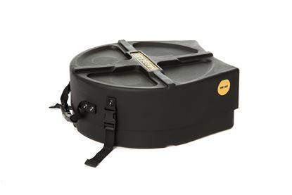 Hardcase HN14S 14 Inch Snare Drum Case Black