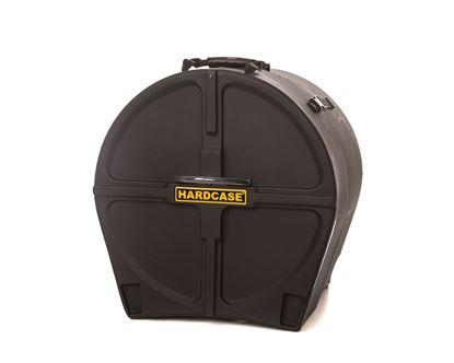 Hardcase HN18B 18 Inch Bass Drum Case Black
