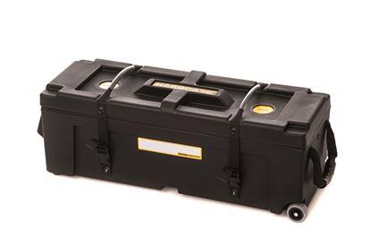 Hardcase HN28W 28 Inch Hardware Case Black