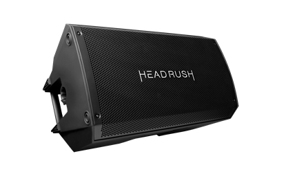 Headrush Full Range Full Response Powered Speaker - Angle
