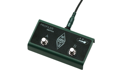 Kemper Profiler 2-Way Switch - Angle