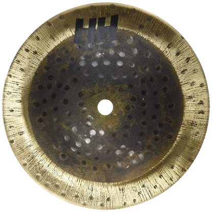 Sabian 10759R HH 7 inch Radia Cup Chime - Front