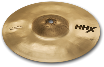 Sabian 11005XEB HHX 10 Inch Evolution Splash Cymbal