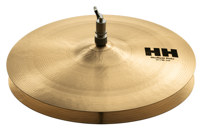 Sabian 11402 HH 14 Inch Medium Hi Hats