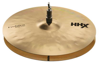 Sabian 11402XEB HHX 14 Inch Evolution Hi Hats