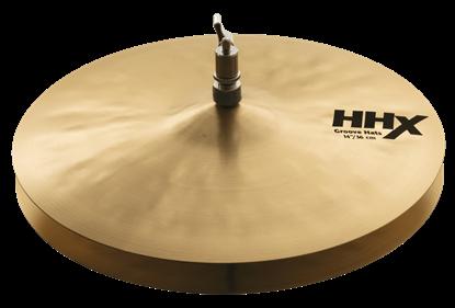 Sabian 11489XN HHX 14 Inch Groove Hi Hats