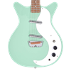 Danelectro Stock '59 Electric Guitar Aqua - Body