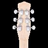 Danelectro Stock '59 Electric Guitar Aqua - Head Back