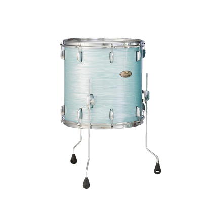Pearl Session Studio Select Ice Blue Oyster 18 x16 Floor Tom