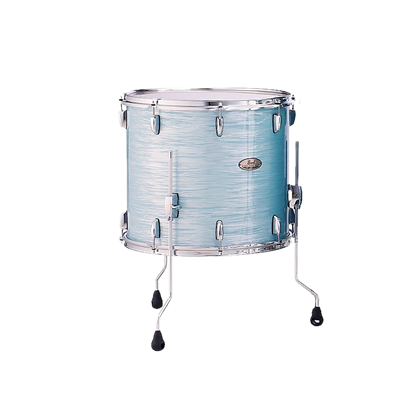 Pearl Session Studio Select Ice Blue Oyster 16 x16 Floor Tom