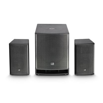 LD Systems Dave 18G3 18 Inch Complete PA System - Front