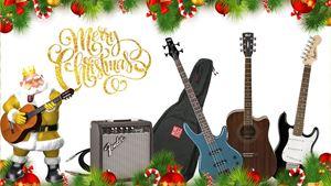 Guitar Gift Ideas For Christmas