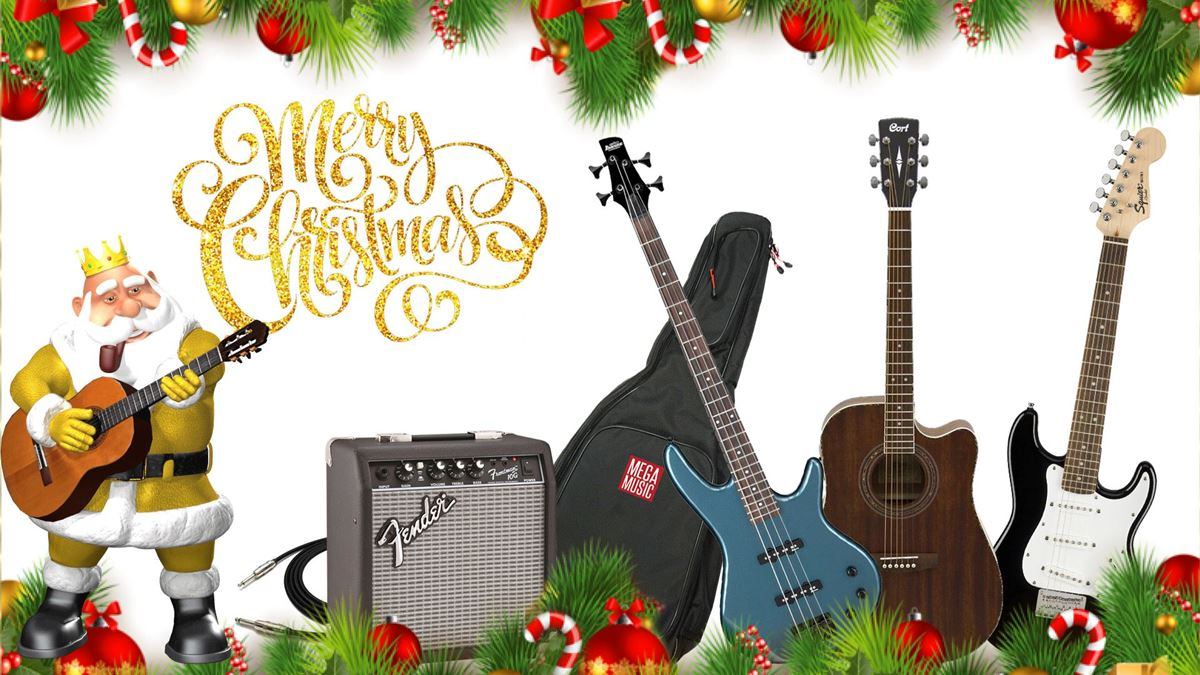 Guitar Gift Ideas For Christmas