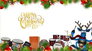 Top 10 Presents for Drummers this Christmas