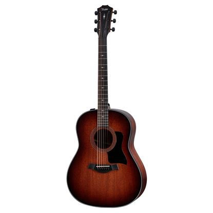 Taylor 327e Grand Pacific Acoustic Guitar with Shaded Edgeburst Top - Front