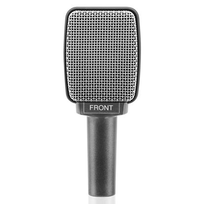 Sennheiser E609 Guitar Microphone - Silver - Front