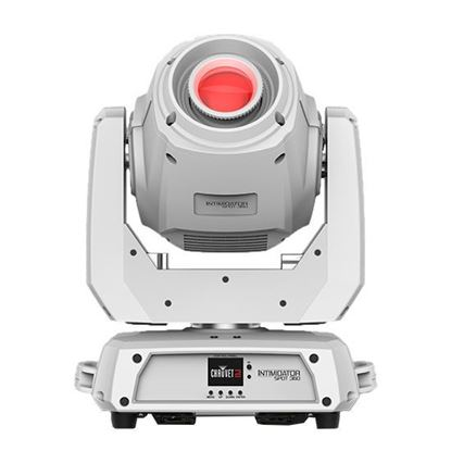 Chauvet Intimidator Spot 360 White Moving Head Spot - 1 x 100 Watt LED - Front