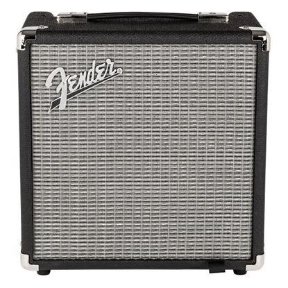 Fender Rumble 15 Bass Guitar Combo Amplifier - Front