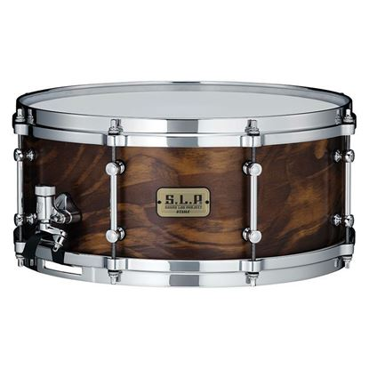 Tama LSP146WSS Sound Lab Fat Spruce Snare Drum - Wild Satin Spruce