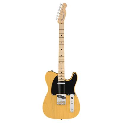 Fender American Original '50s Telecaster Electric Guitar - Butterscotch Blonde