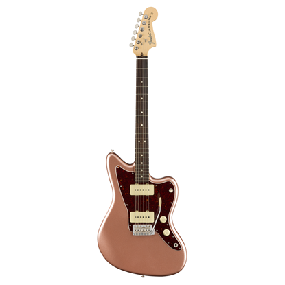 Fender American Performer Jazzmaster Electric Guitar - Rosewood Neck - Penny - Front