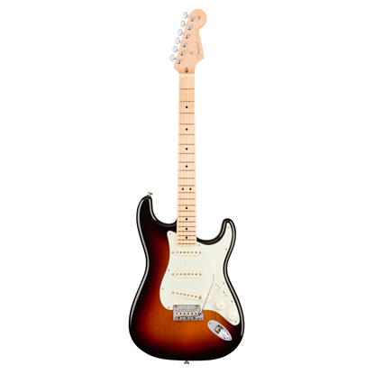 Fender American Professional Stratocaster Electric Guitar - Maple Neck - 3 Colour Sunburst